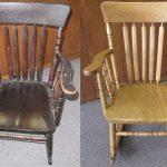 Réparation de chaises, nouvelle vie