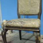 Restauration de chaises 50-60