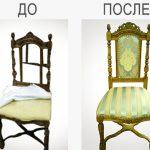 Restauration des chaises par vous même