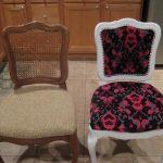 Restauration à faire soi-même et post-chaise