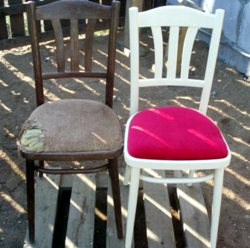 Fauteuils de restauration de siège à faire soi-même