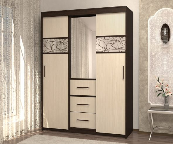 Armoire coulissante Comfort 7