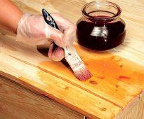 La protection et la décoration peuvent être réalisées avec différentes compositions.