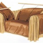 Housses pour meubles rembourrés à fabriquer soi-même