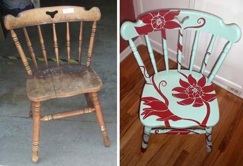 photo avant et après