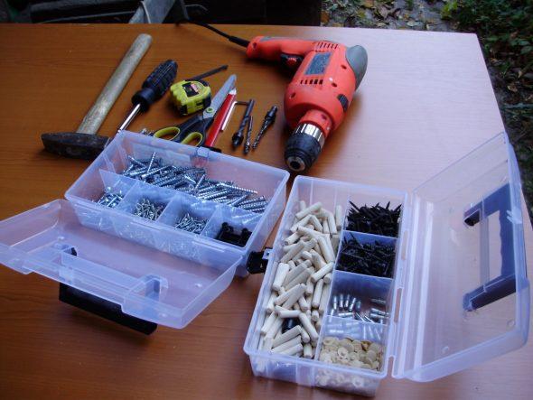 outils d'assemblage de meubles