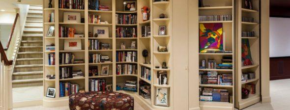 Pieni kotikirjasto