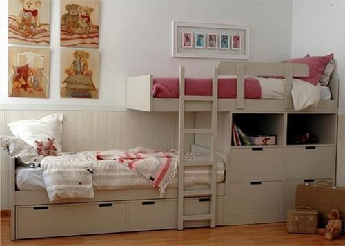 modèles de lits superposés pour enfants