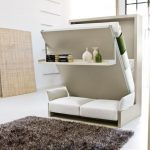Canapé-lit insolite pour le salon