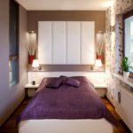 Douce et romantique petite chambre