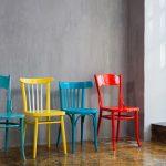 nouvelle vie de chaises antiques