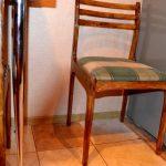 mettre à jour la vieille photo de chaise