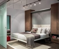Excellent zonage pour une chambre avec transformateur de meubles