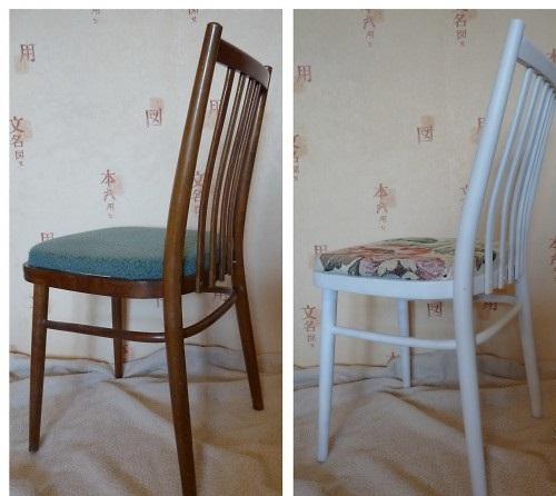 modification de la chaise