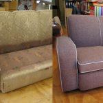 Remorquage et réparation de meubles rembourrés