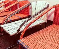 tisser des meubles de tehnorotanga