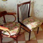 projet de restauration de chaise