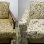 Réparation de la chaise à la maison