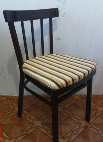 bricolage réparation de meubles - restauration de chaises