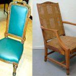 restauration de chaise en bois