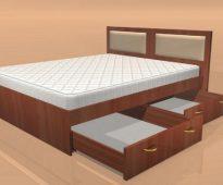 faire un lit d'aggloméré avec leurs propres mains