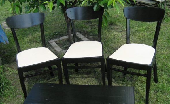 restauration de chaise à faire soi-même
