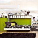 Meubles convertibles pour appartements élégants