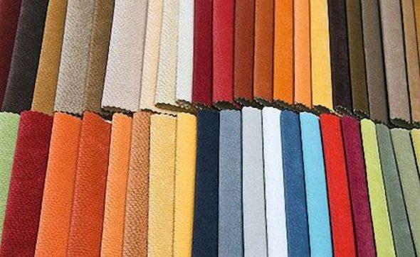 Types de tissus pour meubles rembourrés