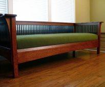 Canapé en bois faites-le vous-même