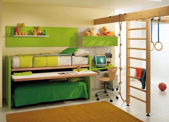 Transformateur de meubles pour enfants