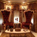 Intérieur de maison de style extravagant