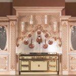 Mobilier de cuisine de luxe