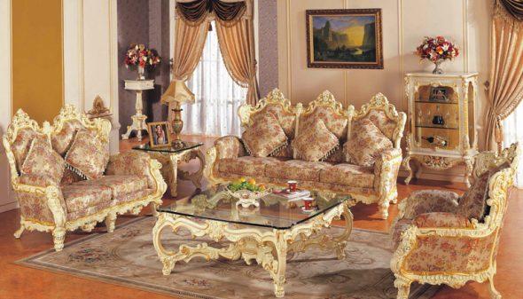 Salon baroque
