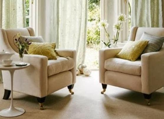 Chaises douces et confortables pour la maison