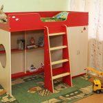 Lits mezzanines insolites pour enfants