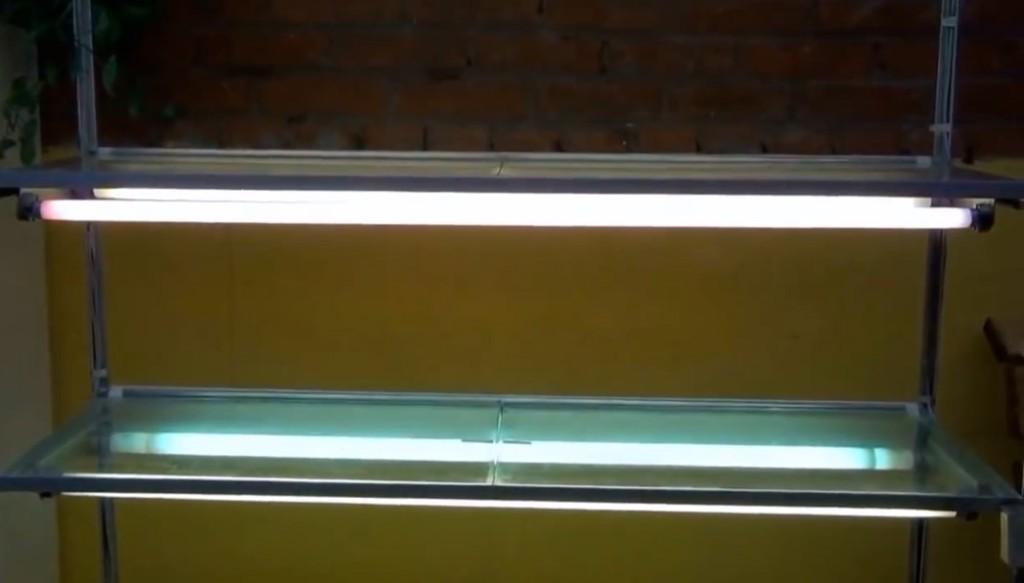 valaistus metalli lampun telineeseen