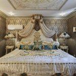 Chambre de luxe pour une maison de luxe