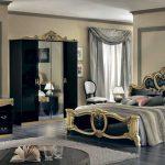 Chambre moderne de style baroque