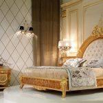 Chambre baroque moderne