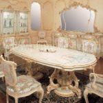 Salle à manger baroque