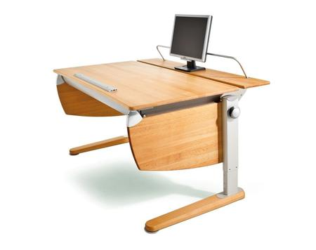 Dětský psací stůl-transformátor moll šampion