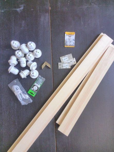 Materiaalit tuotantoon