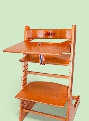 Modèle de la chaise croissante pour les enfants