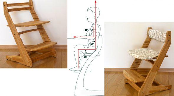 Chaise orthopédique