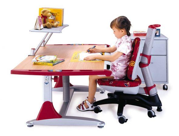 Table et chaise réglables