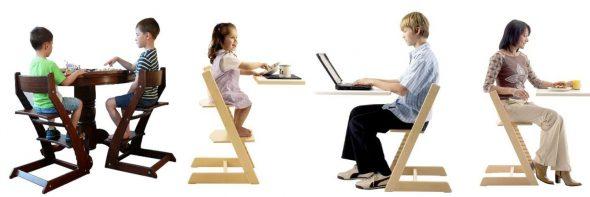 Président pour la formation de posture correcte Kametta