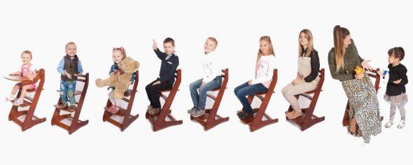 Chaise universelle pour enfants et adultes