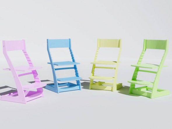 Chaise universelle-vrastayka