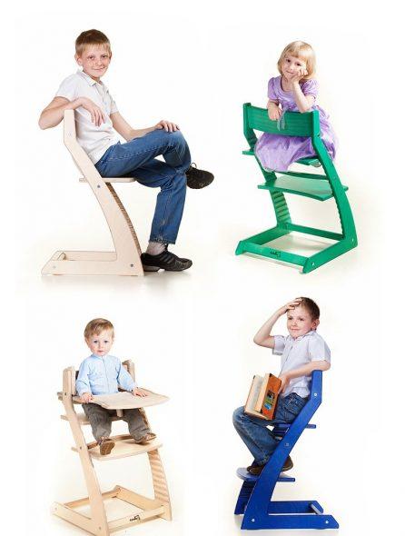 Chaise multifonctionnelle résistante