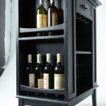 Support en bois pour le stockage vertical et horizontal